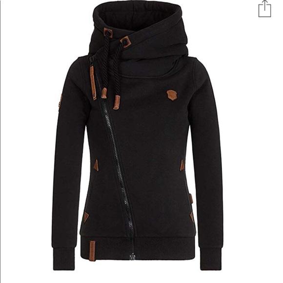 Naketano zipped hoodie jacket